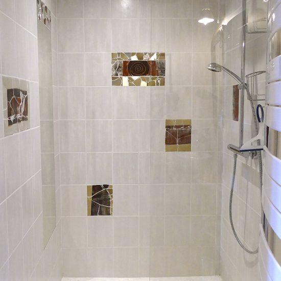 Chambre Soleil - douche